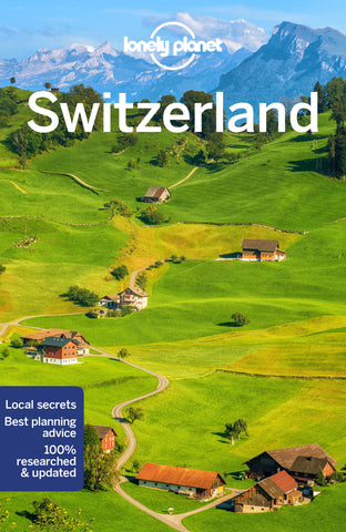 Switzerland Lonely Planet 9e