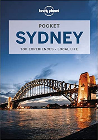 Sydney Pocket Lonely Planet 4e