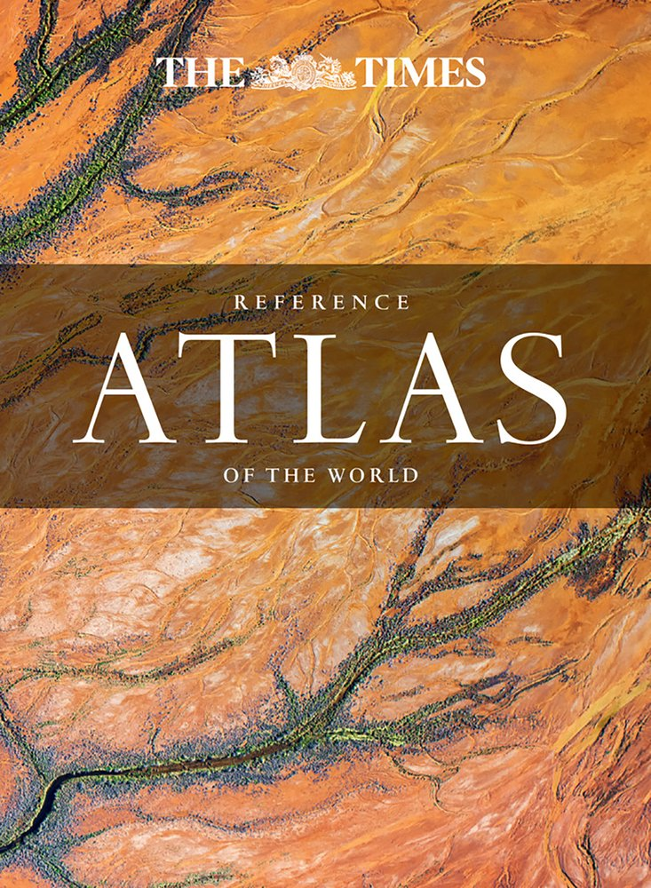 The Times Reference Atlas of the World 8e