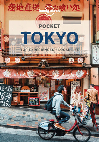 Tokyo Pocket Lonely Planet 7e