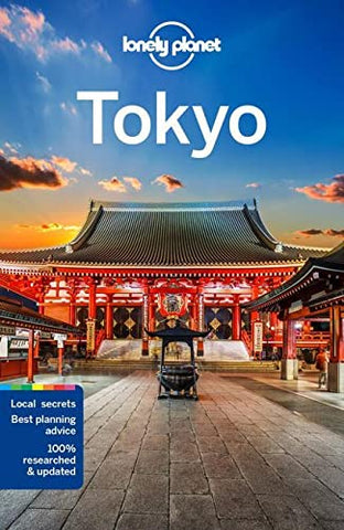 Tokyo Lonely Planet 11e