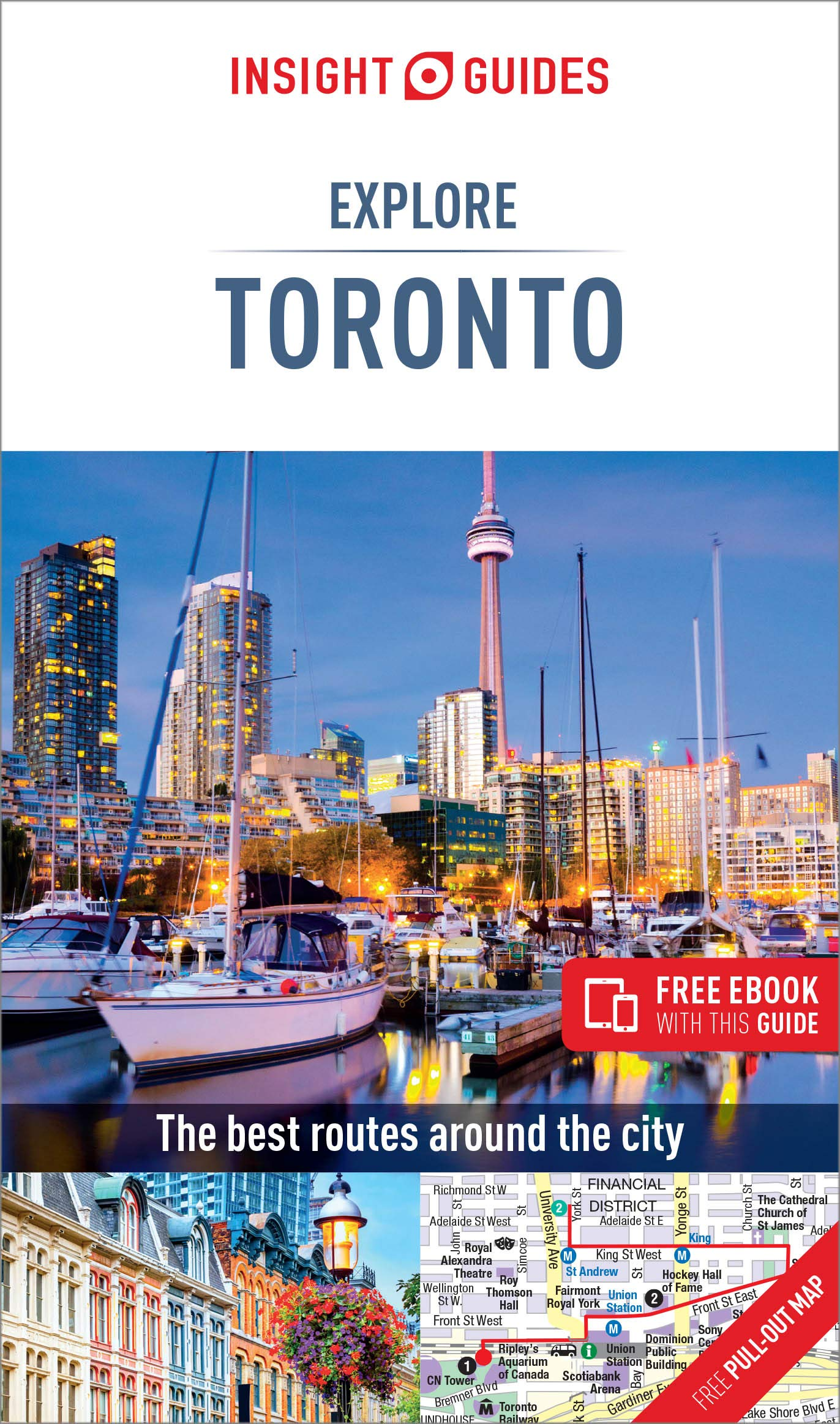 Toronto Insight Guides 1e