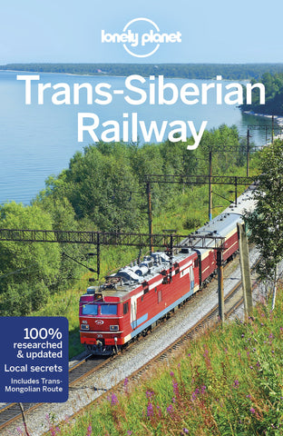 Trans-Siberian Railway Lonely Planet 5e