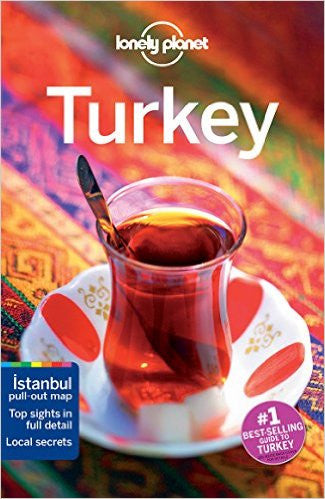 Turkey Lonely Planet 15e