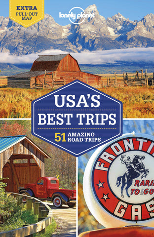 USA Best Trips Lonely Planet 3e