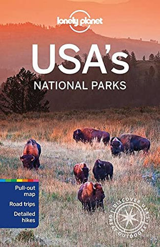 USA National Parks Lonely Planet 2e