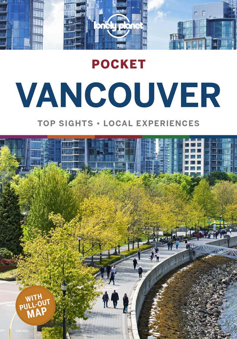 Vancouver Pocket Lonely Planet 3e