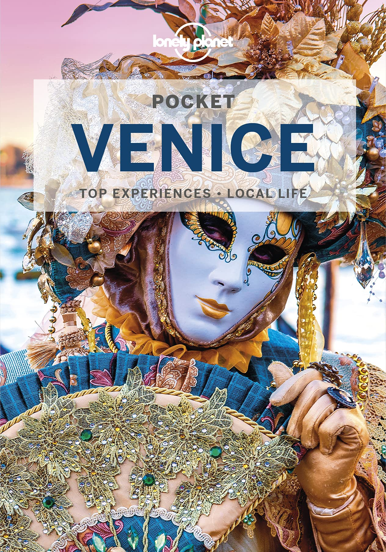 Venice Pocket Lonely Planet 4e