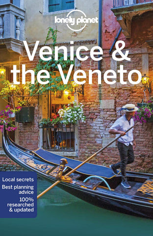 Venice & the Veneto Lonely Planet 10e