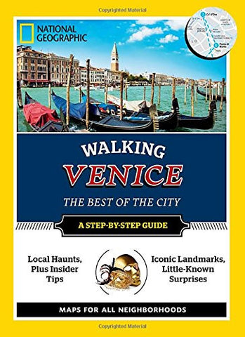 National Geographic Walking Venice 2e