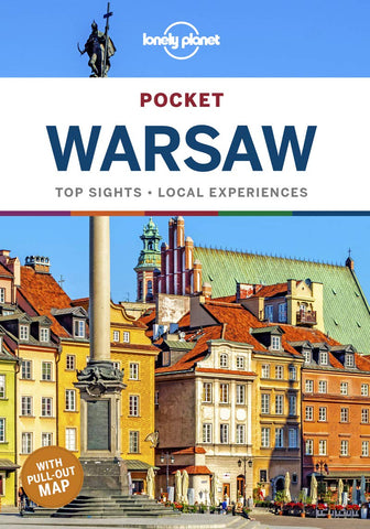 Warsaw Pocket Lonely Planet 1e