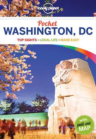 Washington DC Pocket Lonely Planet 2e