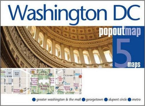 Washington Popout Map