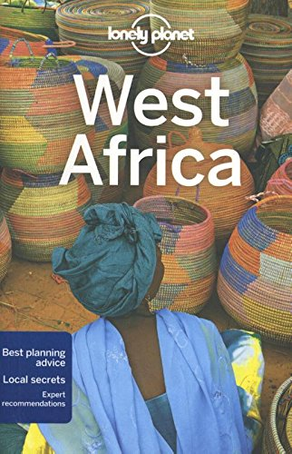 West Africa Lonely Planet 9e