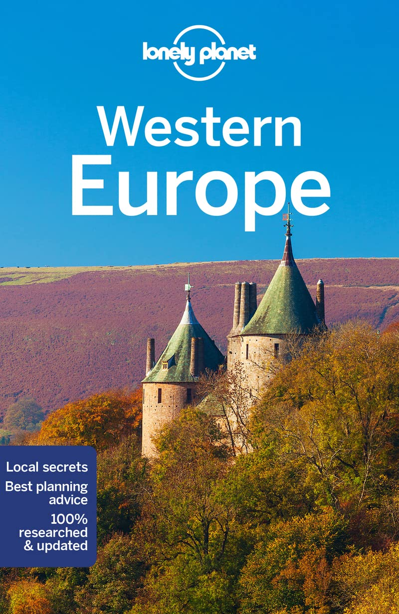 Western Europe Lonely Planet  14e