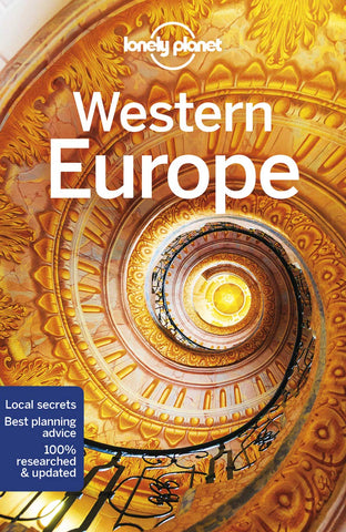 Western Europe Lonely Planet  12e