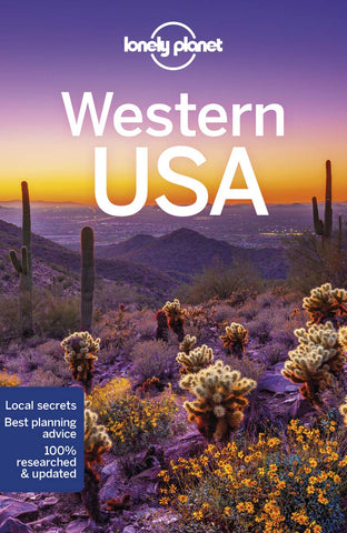 Western USA Lonely Planet 4e