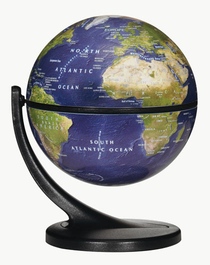 Wonder Globe: Satellite 4.5""