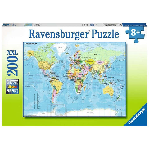 The World Puzzle 200 pc