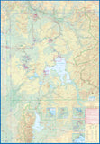 Yellowstone National Park & Wyoming ITM Map 1e