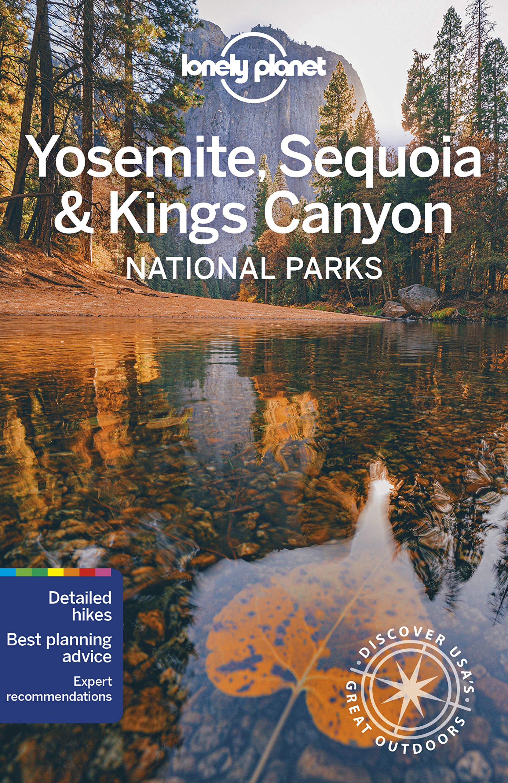 Yosemite, Sequoia & Kings Canyon National Parks 5e