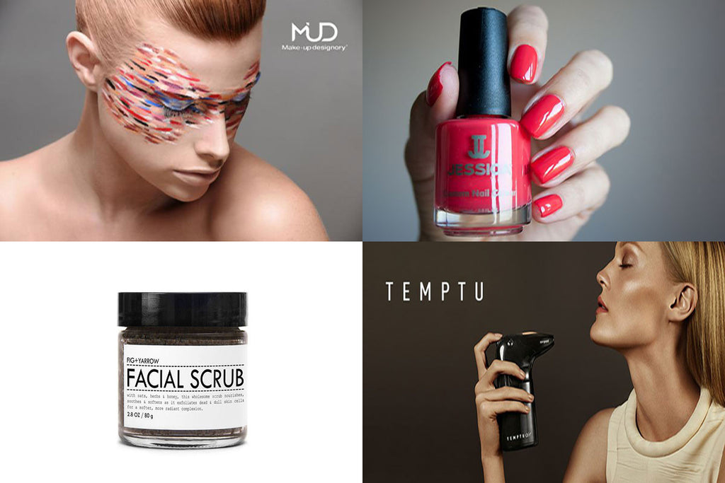 Temptu, Mud, and Fig and Yarrow brands