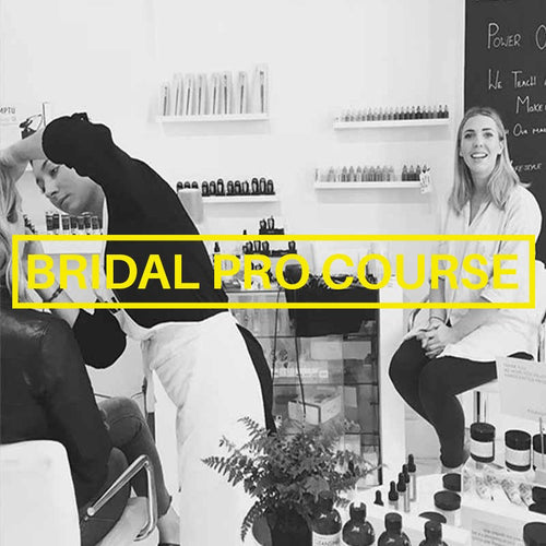 Professional Bridal Makeup Career Course (2 Weeks) - littlelabmakeup