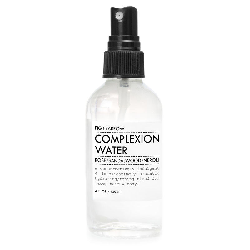 COMPLEXION WATERS by Fig and Yarrow