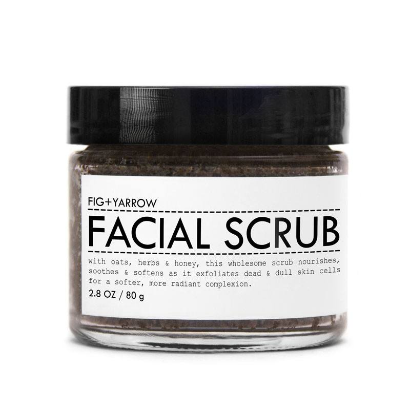 Facial Scrub by Fig and Yarrow