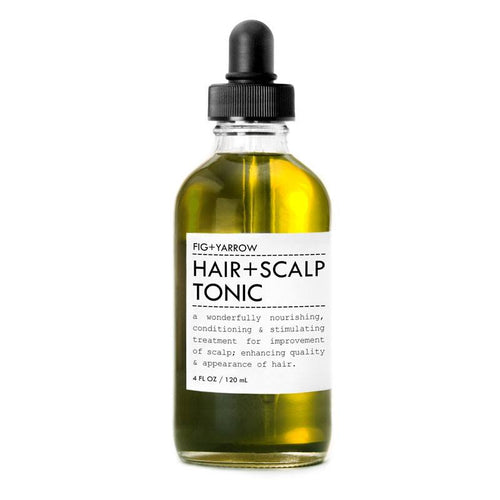 Hair and Scalp Tonic by Fig and Yarrow