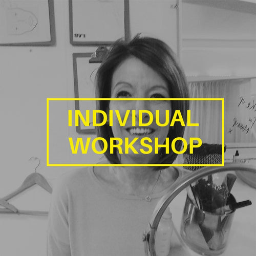 INDIVIDUAL WORKSHOP (110mins) - littlelabmakeup