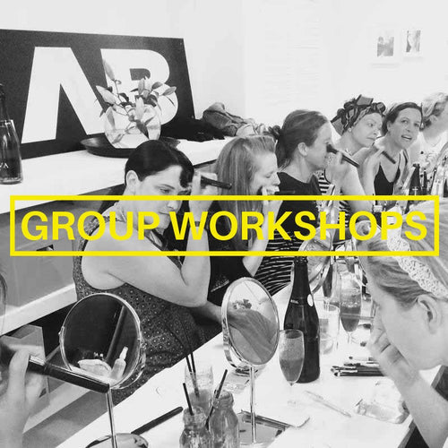 GROUP WORKSHOPS (120mins) - littlelabmakeup