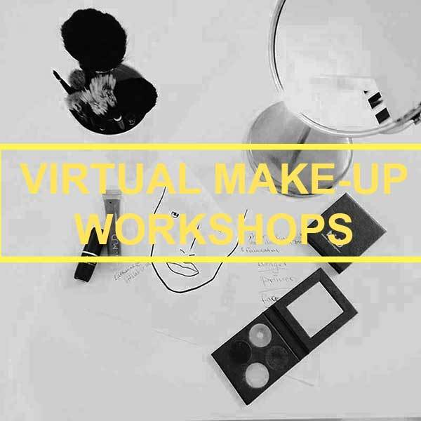 Virtual Makeup Workshop (50mins)
