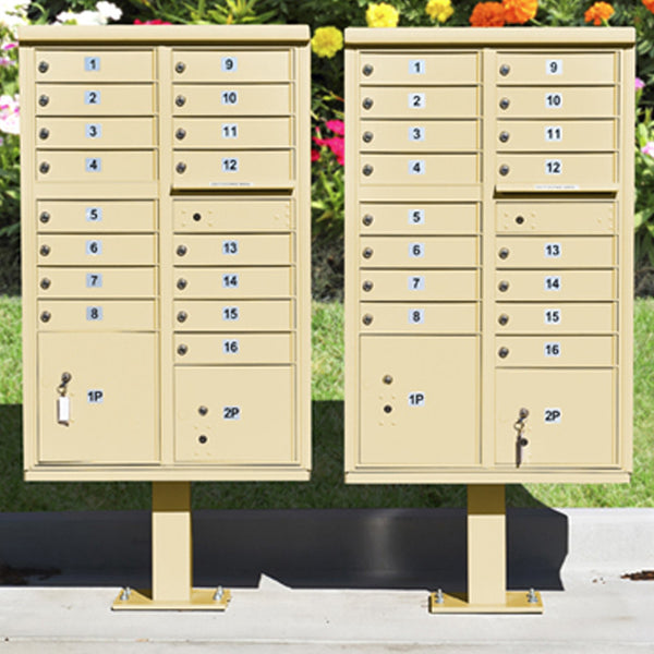 Commercial Mailboxes