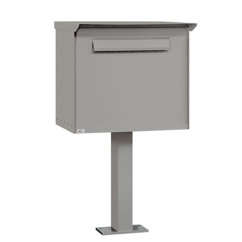 Drop Box with Pedestal