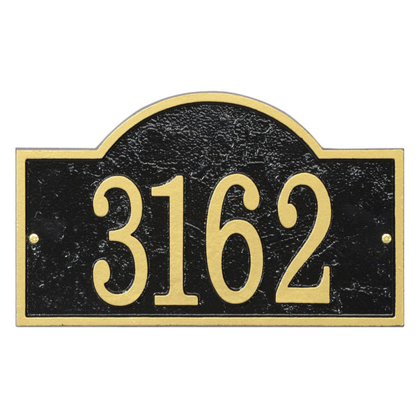 FAST & EASY HOUSE NUMBER PLAQUES