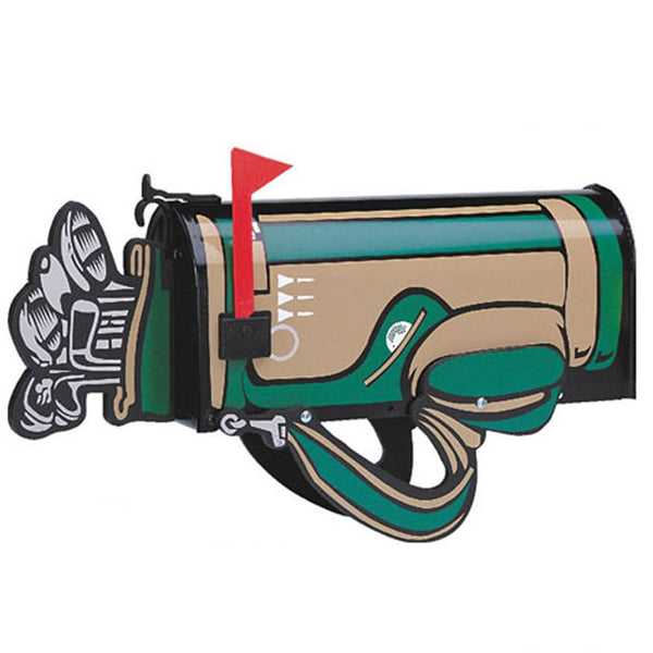 Novelty Mailbox Golf Bag
