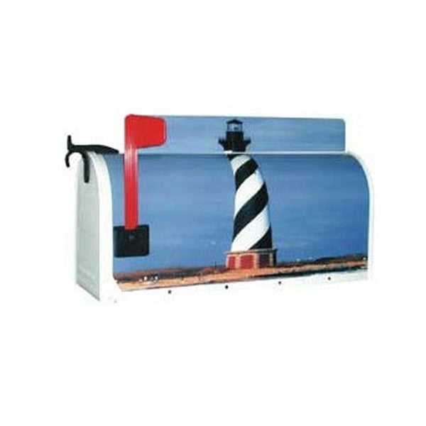 Novelty Mailbox Lighthouse