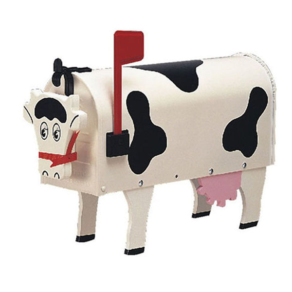 Novelty Mailbox Cow