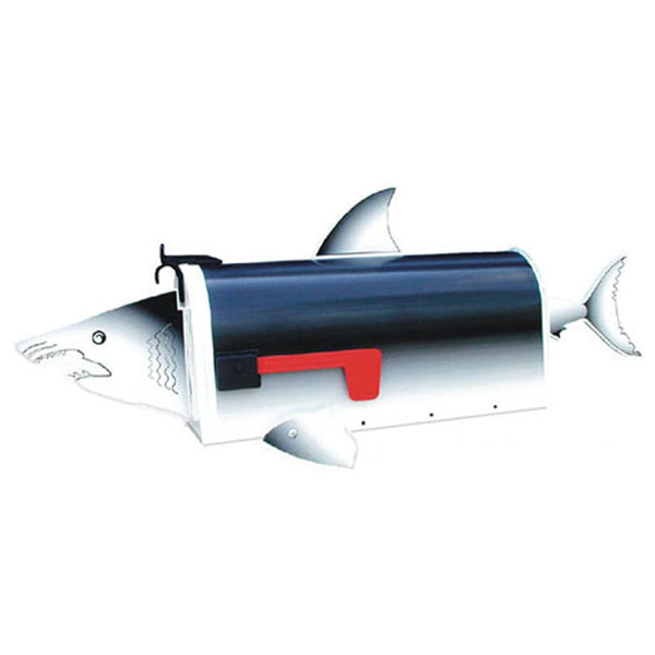 Novelty Mailbox Shark