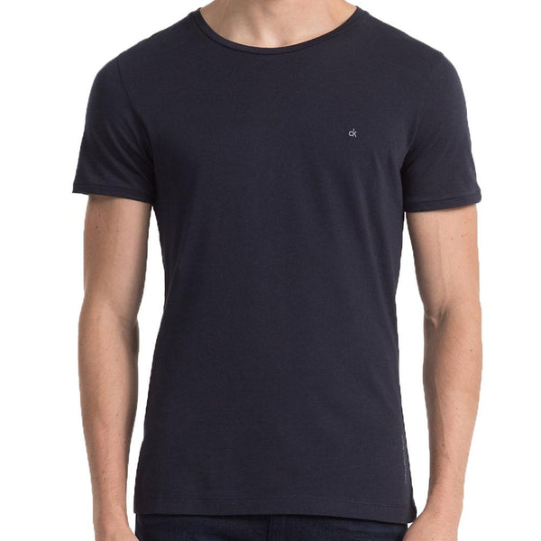 Calvin Klein Bron T Shirt  - Navy - so-ldn