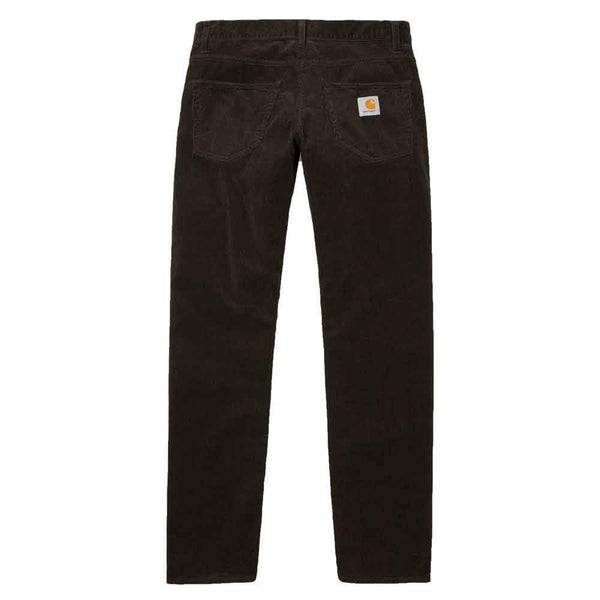 Carhartt Klondike Corduroy Pants - Tobacco Brown - so-ldn
