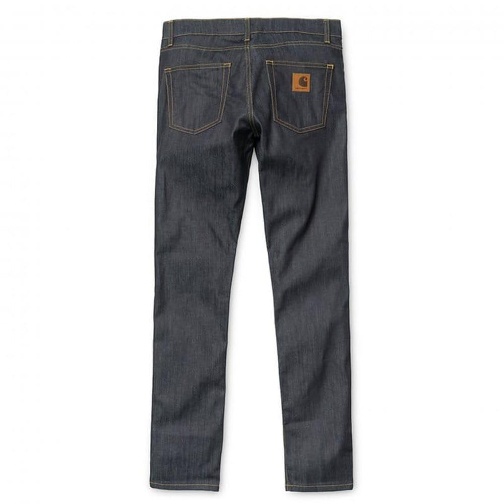 Carhartt Rebel Pant Jeans Slim Fit - Blue Rigid - so-ldn