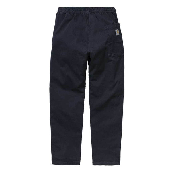 Carhartt WIP Lawton Pant - Dark Navy - so-ldn