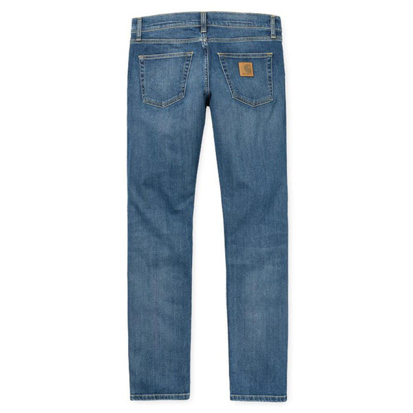 Carhartt WIP Rebel Pant Jeans - Blue True Stone - so-ldn