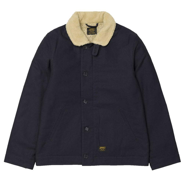 Carhartt WIP Sheffield Jacket - Dark Navy - so-ldn