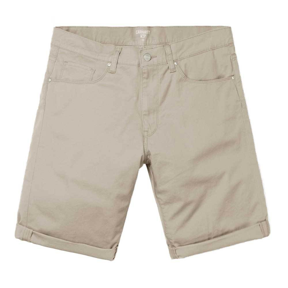 Carhartt WIP Swell Short - Tan Wall - so-ldn