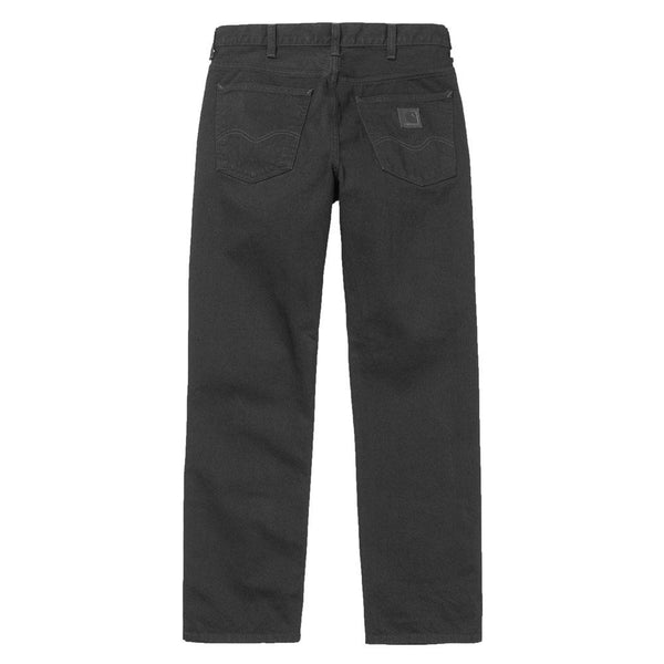 Carhartt Marlow Pant Jeans - Black Rinsed (Maitland Denim) - so-ldn
