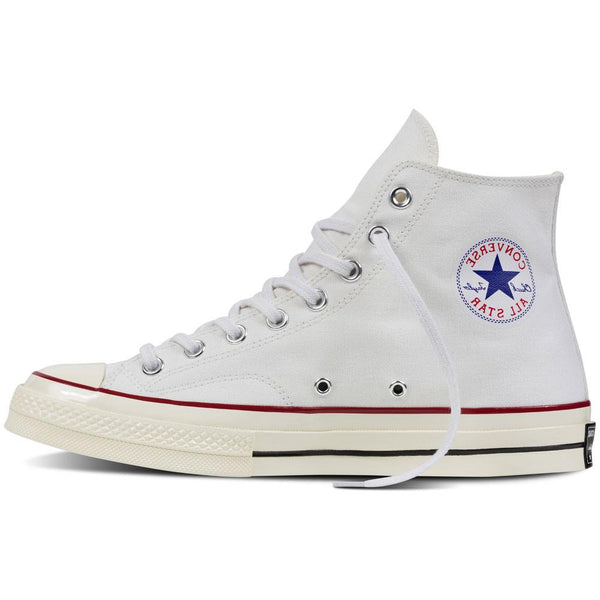 Converse Chuck Taylor All Star 1970 Hi-Top Trainers - White/Egret/Black - so-ldn