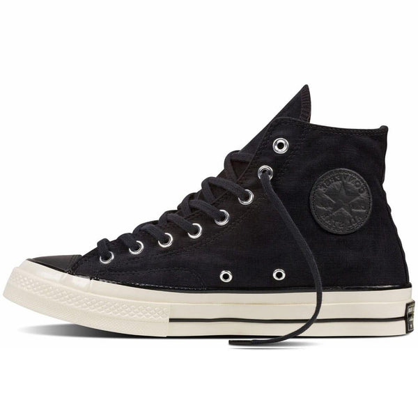 Converse Chuck Taylor All Star Hi-Top 1970s CTAS Hi - Black/Egret - so-ldn
